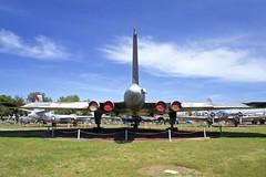 AVRO VULCAN B.2 (U.K.) (<<Purple Bullet>>) Tags: castle air museum b17 b24 b29 b36 b47 b52 vulcan sr71 bomber fighter aircraft plane sonya6000 zeiss