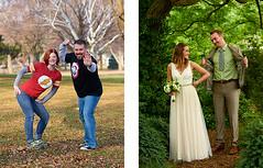 family portrait/wedding