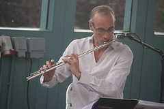Panorama do Choro (2016) 05 (KM's Live Music shots) Tags: worldmusic brazil choro panoramadochoro concertflute flute festivalofbrasil hornimanmuseum