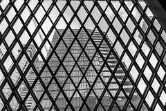 Seattle Central Library DSC03983-Edit (nianci pan) Tags: abstract seattle centrallibrary curve line pattern geometry geometric city cityscape landscape urban nianci pan sony sonyalpha dslr sonyphotographing architecture building reflection