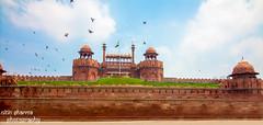 Red Fort, Delhi, India (ImSharmaNitin) Tags: india delhi redfort incredible architecture historical historic mughals
