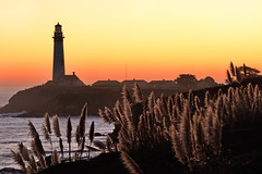 More Pescadero (JINfotografo) Tags: pigeonpoint lighthouse coastside pescadero northerncalifornia california pacificocean landscape seascape twilight sunset nikon d7000