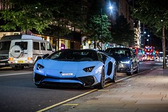 Anniversario Bleu (///r3) Tags: lamborghini aventador lp720 anniversario london dubai supercars carporn luxury mthrfknwin