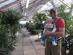 baby in the nursery (carolyn_in_oregon) Tags: portland oregon portlandnursery al allie jacob