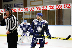 Nichlas Torp 2016-09-01 (Michael Erhardsson) Tags: lif leksand leksands if trningsmatch september 2016 kumla ishockey hockeyplayer ishockeyspelare shl