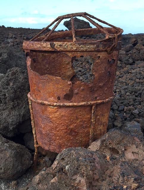 waste bucket