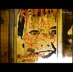 "Roma. San Lorenzo. Street art. ""Chocolate kills"" by Uno (R come Rit@) Tags: street portrait urban italy streetart streets rome roma art wall portraits photography graffiti italia arte wallart urbanart uno walls sanlorenzo graff ritratti ritratto graffitiart arteurbana streetartitaly streetartrome streetartphotography streetartroma ritarestifo urbanartrome"