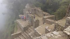 Puerta del Sol (mihai.petrisor) Tags: panorama inca ruins ruine machupicchu incatrail puertadelsol urubambavalley incabridge templu caleferata poartasoarelui mperiulincas
