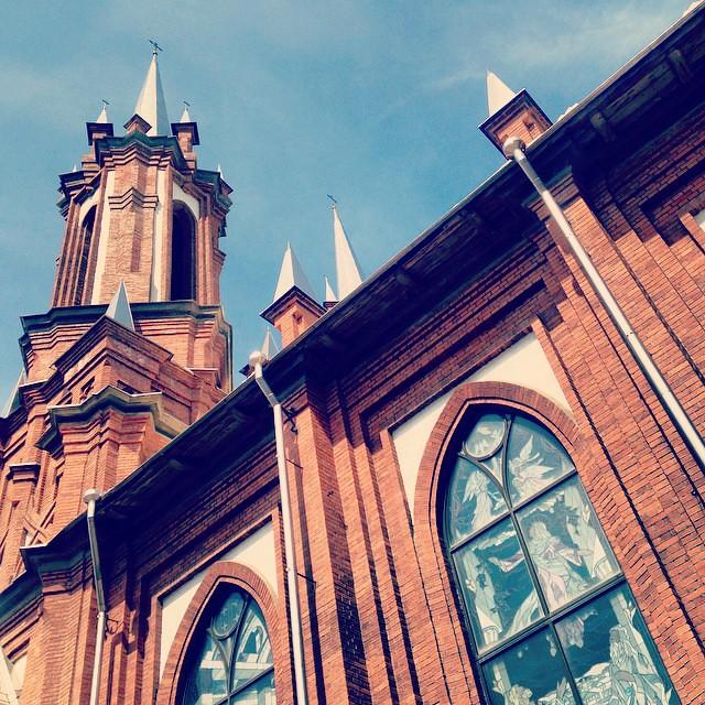 фото:     ...      #Travel #Vladivostok #Russia #Владивосток #Church