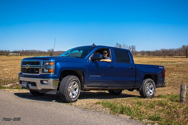 rural truck pickup pickuptruck chevy silverado cheverolet z71 chevytruck 2015 crewcab