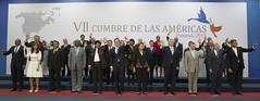 VII Cumbre de las Américas.