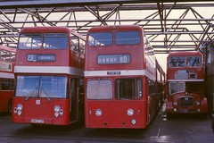 BS0201 ONN572P , TCH90 , 531VRB TRENT MEADOW ROAD GARAGE DERBY SUN 02.10.1977 (davruss001) Tags: trent 1977 derby 531vrb tch90 620cch
