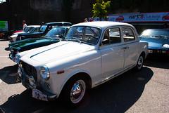 Lancia Appia (maximilian91) Tags: italy italia liguria oldcars vintagecars lancia italiancars montoggio lanciaappia