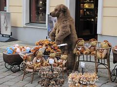 Bearlin 2010 (streamer020nl) Tags: bear berlin germany deutschland nicolaiviertel mitte bär 2010 berlijn