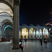 2015-03-30 04-15 Nepal 016 Zwischenstopp Istanbul, Sultan Ahmed Camii (Blaue Moschee)
