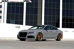 Audi RS7 ADV10R Track Spec CS Series (ADV1WHEELS) Tags: street track wheels deep rims luxury spec forged concave stance oem 3piece 1piece adv1 forgedwheels deepconcave advone advancedone