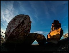 Barcos abandonados SAO