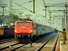 Indian Railways : Mumbai Howrah (Imperial) Mail via Allahabad (Now via COI) passes through CDAE in decent speed ! (Clicker Purnava) Tags: sf road railroad sky india beautiful beauty sport electric train ir amazing fantastic track day afternoon er mail cloudy flag indian awesome ngc transport cruising rail railway overcast loco wb via rails locomotive passenger mumbai incredible eastern railways bengal conventional cr throttle cst outstanding allahabad iri westbengal howrah indianrailways superfast natgeo cloudyday railfanning indiatravel centralrailway irfca 12322 incredibleindia trainwatchers clw consist hwh cdae wap4 indialove railbuff mumbaicst easternrailway ferroequinologist worldtrains chandanpur discoveryindia marvelshots trainsworldwide railwaylovers