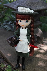 Anne (Pullip Anne Shirley Regeneration) (Fionalikestea) Tags: pullip anne shirley regeneration pullipstyle jun planning groove stock outfit wig redhead ginger green gables