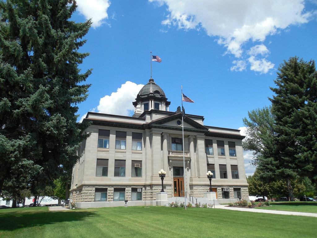 Montana rosebud county forsyth - Rosebud County Courthouse Jimmywayne Tags Montana Historic Courthouse Forsyth Countycourthouse Nationalregister Nrhp Rosebudcounty