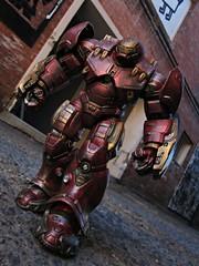 Valerobots Hulkbuster Build-a-Figure Repaint (Geek Creek) Tags: valerobots ironman hulkbuster marvelcomics marvellegends superheroes twinfallsdowntownartalleyproject mosquedastreet hasbro toys toyphotography actionfigures