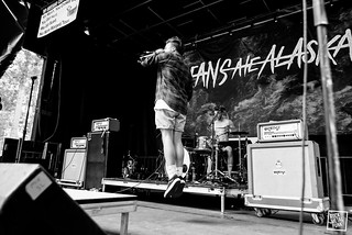 16.07.16 - Oceans Ate Alaska - Vans Warped Tour Columbia // Shot by Jake Lahah