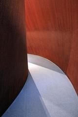 Inside Sequence (JB by the Sea) Tags: sanfrancisco california sfmoma financialdistrict publicart sequence richardserra sanfranciscomuseumofmodernart june2016