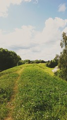The way you go... (ruby_kira252) Tags: grass greengrass saturday summer sunnyday view sun weekend