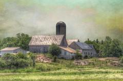 Westport Farm (John Ronson Photography) Tags: farm textures barnandsilo brendaclarke jaijohnson leedsgrenville westportfarm