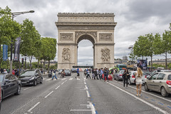 Arc de Triomphe de l'toile (Toomas Nigola) Tags: arcdetriomphedeltoile arcdetriomphe paris