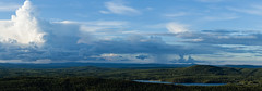Bellsastornet_160712_013-Pano (Kristoffer J) Tags: view sweden natur torn sverige utsikt hlsingland bellsbo bellssen bellsstornet