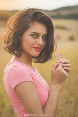 Princess (georgepapelishvili) Tags: portrait girl beauty perfect princess people pink love amazing lovely inlove poster pro photography
