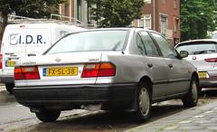 1992 Nissan Primera 2.0 LX Automatic (rvandermaar) Tags: 1992 nissan primera 20 lx automatic nissanprimera sidecode5 fxsl38 p10 nissanprimerap10 primerap10