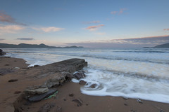 Inny Strand Waterville (Explored) (Paul O'B) Tags: kerry waterville ireland beach sea water dawn