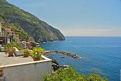 2016-07-04 at 14-20-30 (andreyshagin) Tags: riomaggiore italy architecture andrey shagin summer nikon d750 daylight trip travel town tradition beautiful