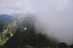 everytime its like coming home (viki certaska) Tags: tatry mountains climbing hiking tour view magnifique creation life up clouds border poland