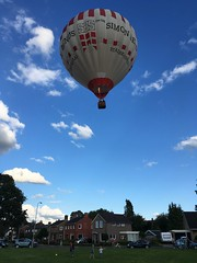 160801 - Ballonvaart Sappemeer naar Westerlee 2
