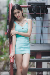 Qi Qi - EH2 - 017 (jasonlcs2008) Tags: jasonlcs singapore fashion beautiful nice sexy good wonderful outdoor sunny woman girl lady photoshoot model modeling pose poses pretty tight qiqi