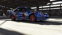 Subaru Impreza Wrx Sti (Doggies Garage) Tags: forzamotorsport6 xboxone doggiesgarage subaru impreza snailperformance globaltimeattack