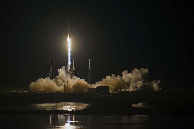 JCSAT-16 launch