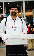 2016 Anime Expo - Jamie Hyneman (mambastic photography (aka mamba909)) Tags: pentax k01 sigma2470mmf28ifexdghsm animeexpo animeexpo2016 cosplay コスプレ