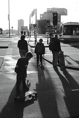 Rotterdam Impressions (g e r a r d v o n k ) Tags: artcityart art architectuur backlight blackandwhite canon city canon5d3 expression eos europe flickrsbest fantastic flickraward grey holland lifestyle land ngc newacademy nederland outdoor photos people reflection rotterdam stad street this travel unlimited uit urban whereisthis where winter yabbadabbadoo
