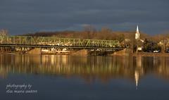 Lambertville , New Jersey (elsa marie1) Tags: lambertville newhope bridge bridges newjersey