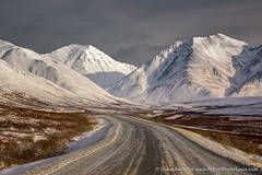 The Mighty Brooks Range (David Swindler (ActionPhotoTours.com)) Tags: arctic autumn daltonhighway mountains brooksrange alaska fall snow dalton