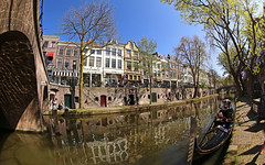 A little bit of Venice in Utrecht (JoCo Knoop) Tags: utrecht oudegracht