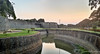 Tippu Sultan Fort Palakkad (KV Gopalakrishnan) Tags: travel sky monument evening fort kerala palakkad historicalmonument tippu tippusultan