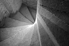 Geometry (Kujo1087) Tags: italy abstract eye texture stairs composition contrast garden point spiral photography blackwhite movement fuji view geometry curves textures vision verona passion static rotation fujifilm fujinon pilot veneto giardinogiusti