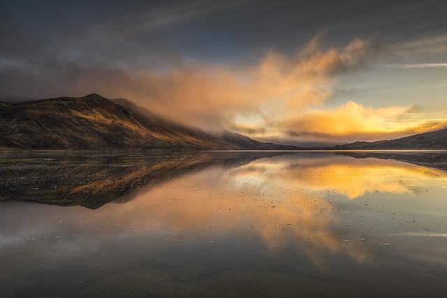 Dawn at Loch Sligachan