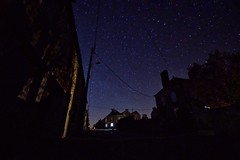 Night Time in L'Epinay (ian.williams040) Tags: lighting nightphotography france rural sony highiso 3200iso ultrawideangle nighttimephotography ultrawideanglelens a6000