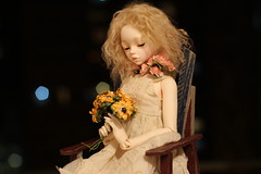 IMG_8284 (Emma Wolf) Tags: doll bjd customblythe obitsucustom classydoll dimdolllarina mystickids zinnadollmore